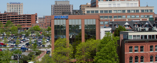 MEMIC Portland Maine Headquarters