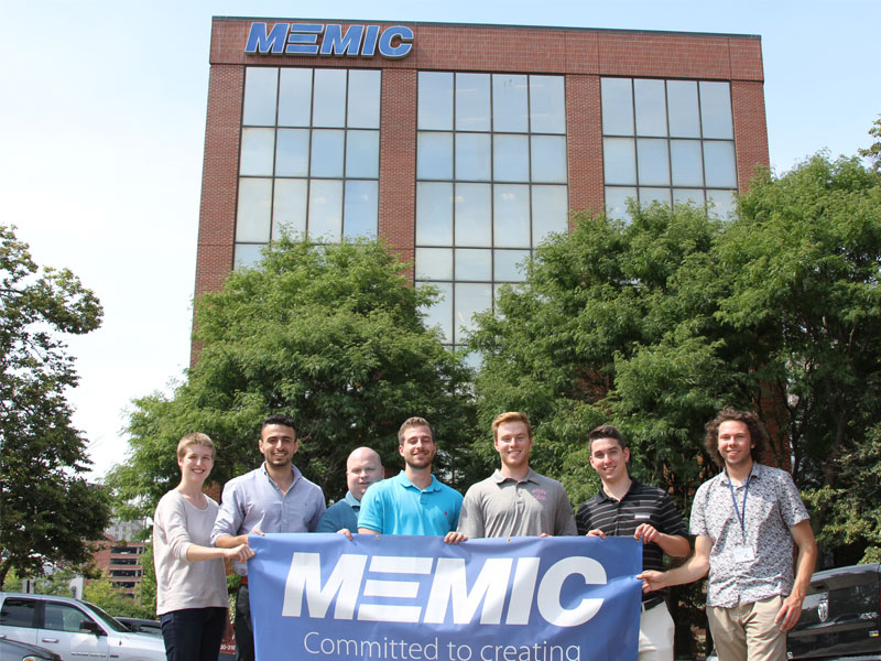 2017 MEMIC interns
