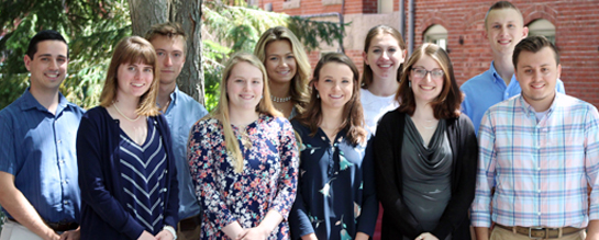 2018 MEMIC Summer Interns