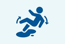 First Report of Injury login icon