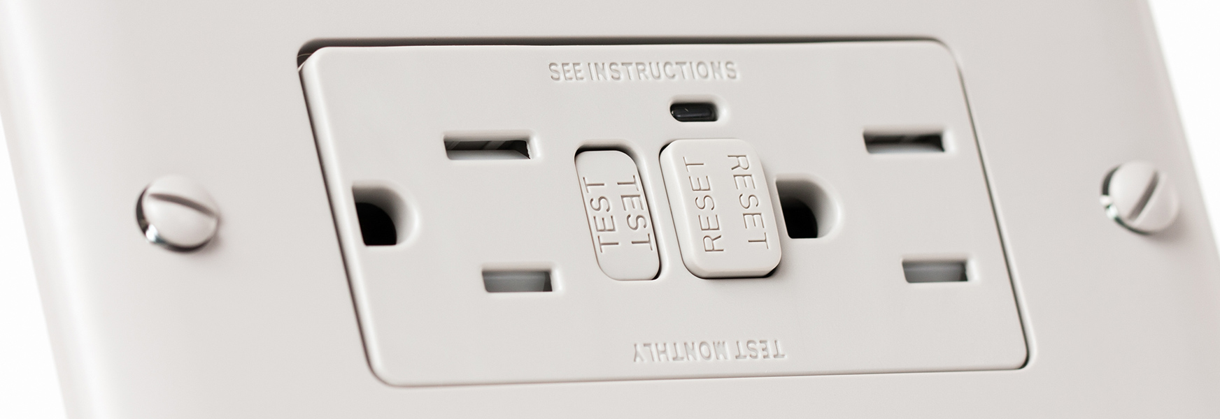 Gfci Great For Controlling Incidents Groundfault Circuit Interrupter Outlet Plug