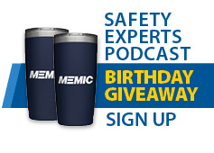 Safety Experts Podcast Birthday Giveaway
