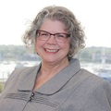 Headshot of Susan Diffenderfer