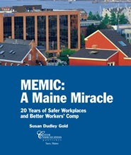 MEMIC: A Maine Miracle cover