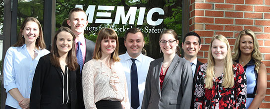 MEMIC 2018 summer interns