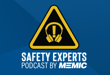 Announcing the safety experts podcast by MEMIC